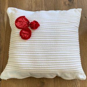 Cute decorative canvas pillow